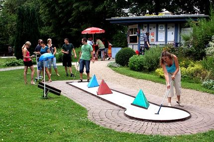 Minigolf in Bad Bocklet